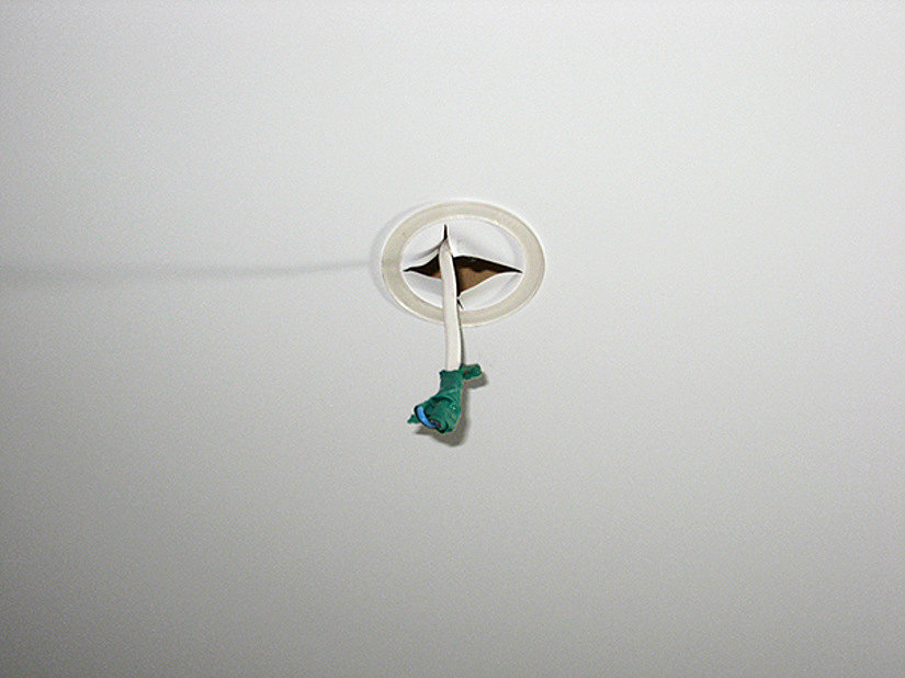 термокольцо для натяжного потолка