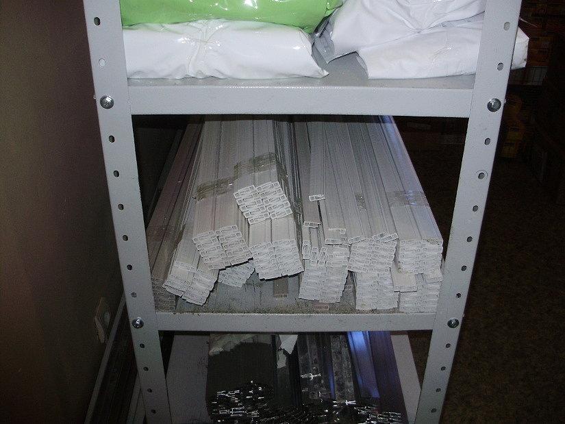 пластиковые багеты для потолка