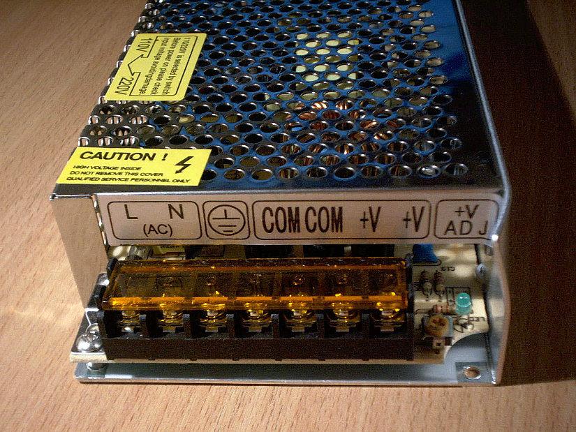 Трансформатор для светодиодов