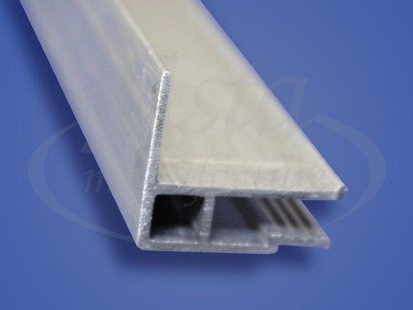 алюминиевый универсальный профиль для монтажа натяжного потолка