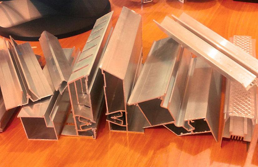 алюминиевые профили для натяжных потолков