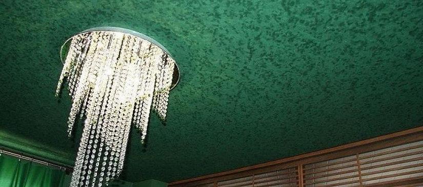 натяжные потолки парча