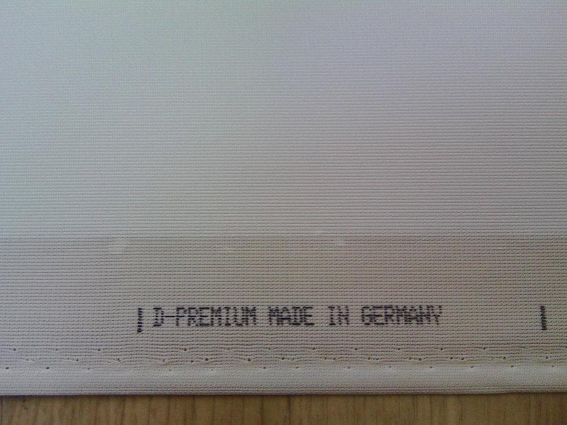 тканевые полотна для натяжных потолков немецкой компании Descor