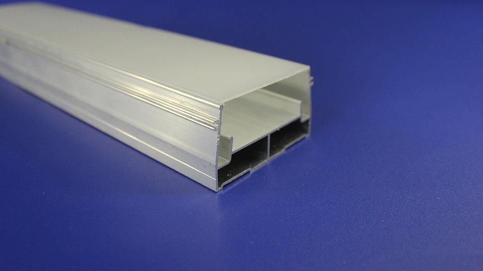 Профиль световые линии ПФ-7320 (5СМ) в комплекте со вставкой