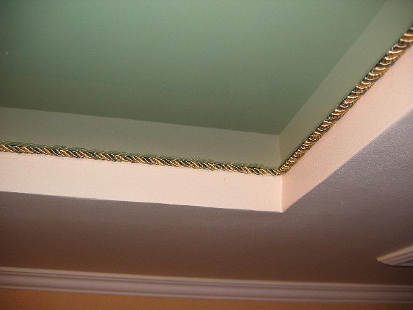 маскировочный шнур для натяжных потолков