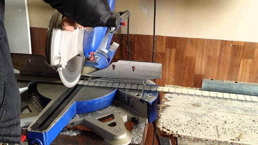 фреза для изготовления криволинейных участков