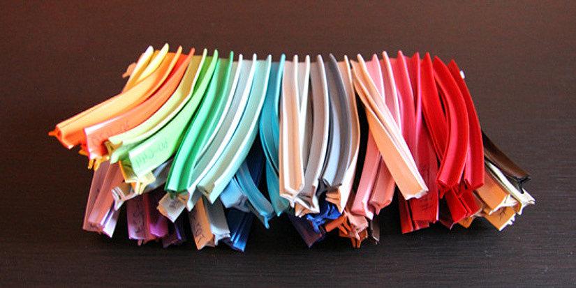 цветные вставки для натяжного потолка