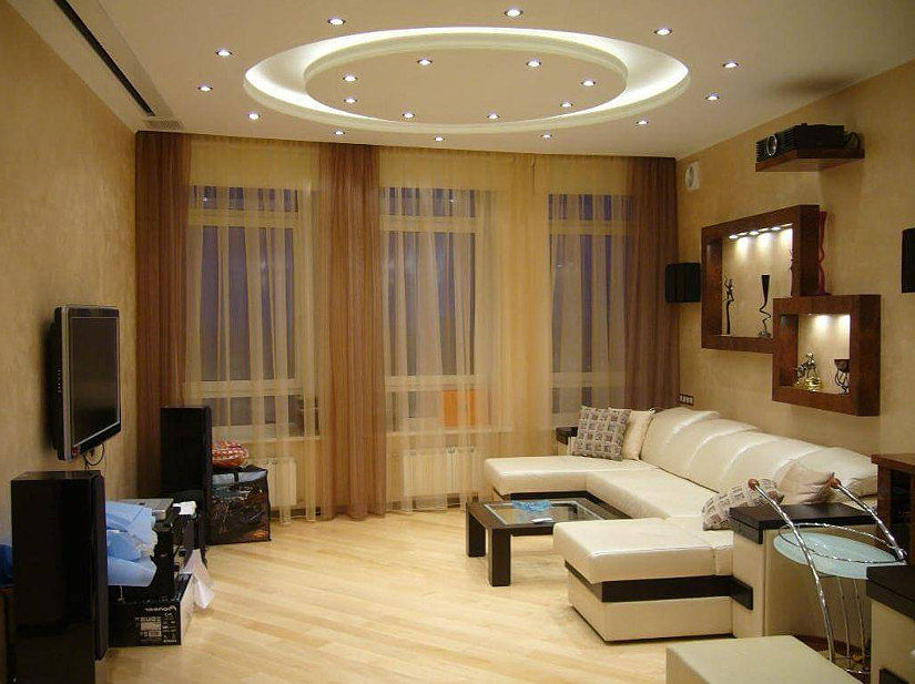 качественный натяжной потолок