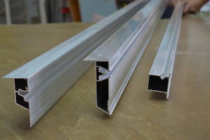 Алюминиевые профили для монтажа натяжных потолков