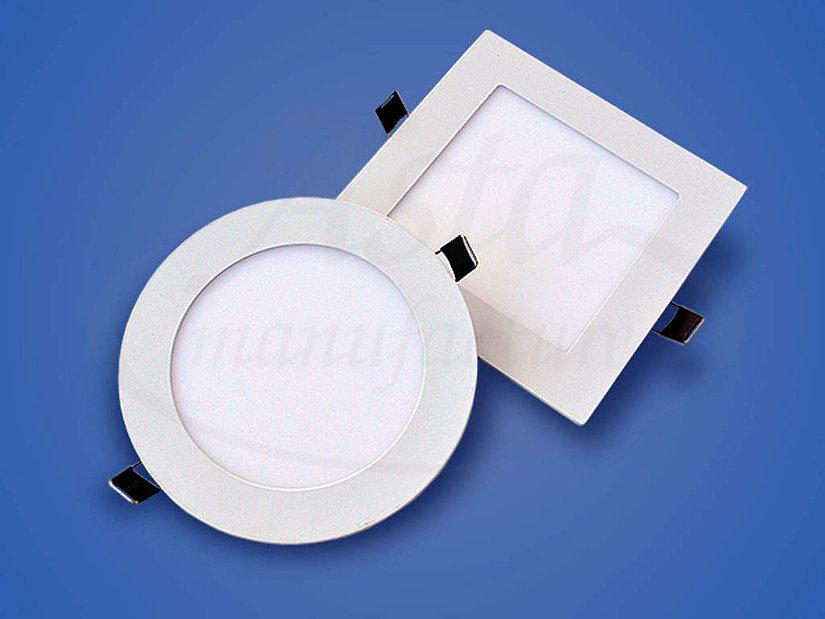 Специальные светодиодные светильники для натяжных потолков