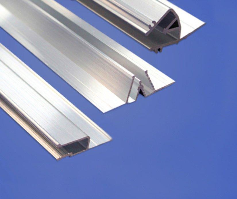 Профили для монтажа натяжных потолков