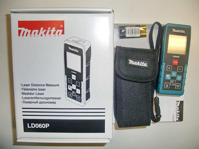 лазерний дальномер Makita