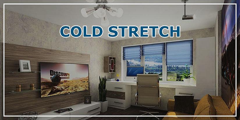 Cold Stretch натяжной потолой