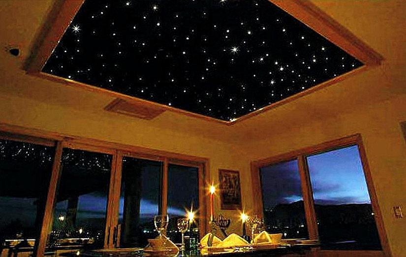 потолок звездное небо