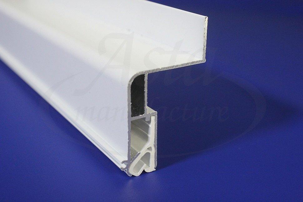 Профиль М1 для создания конструкции «парящая» ткань