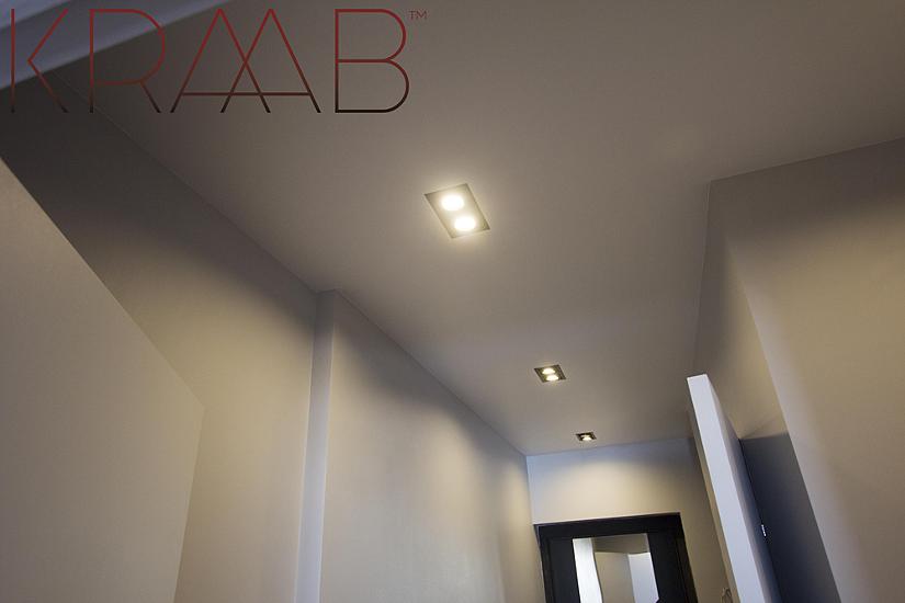 Натяжной потолок с профилем Kraab 3.0