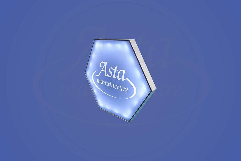 Большой светодиодный светильник от компании Аста М