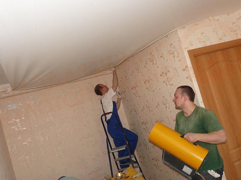 Самостоятельный монтаж конструкции- экономия денег на оформлении потолка