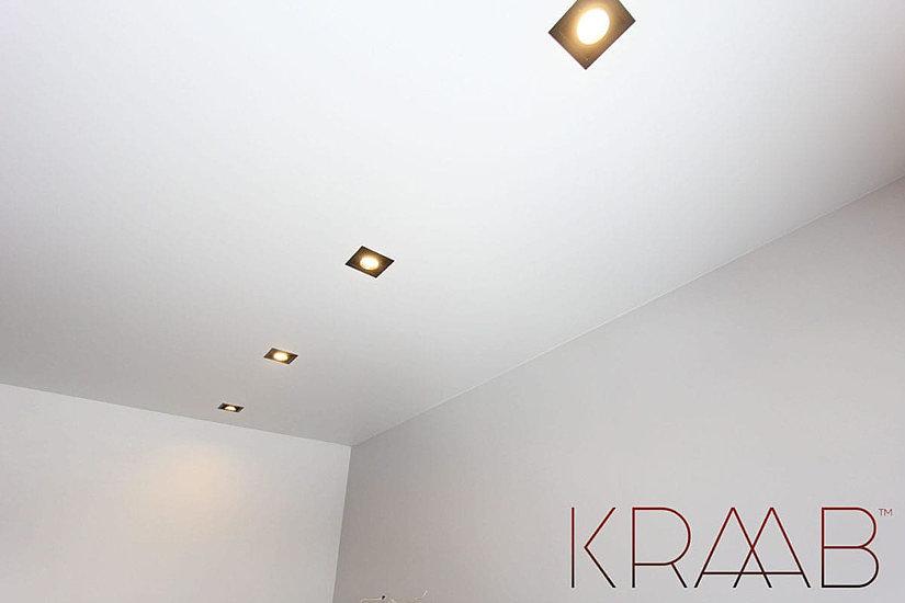 Натяжной потолок с системой Kraab 3.0