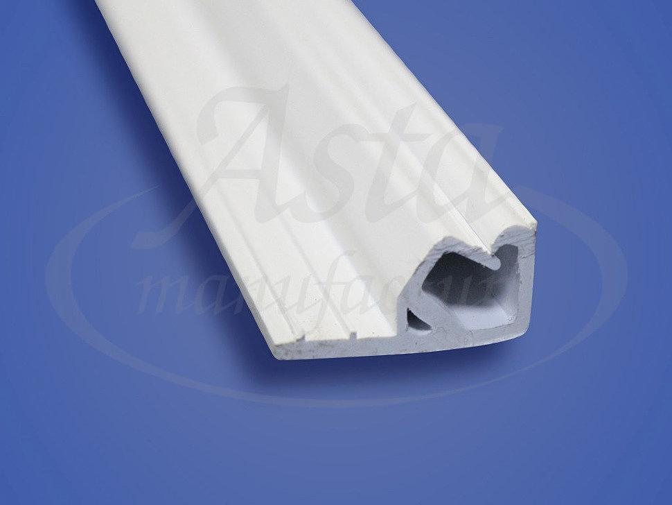 Пластиковый потолочный профиль типа «прищепка»