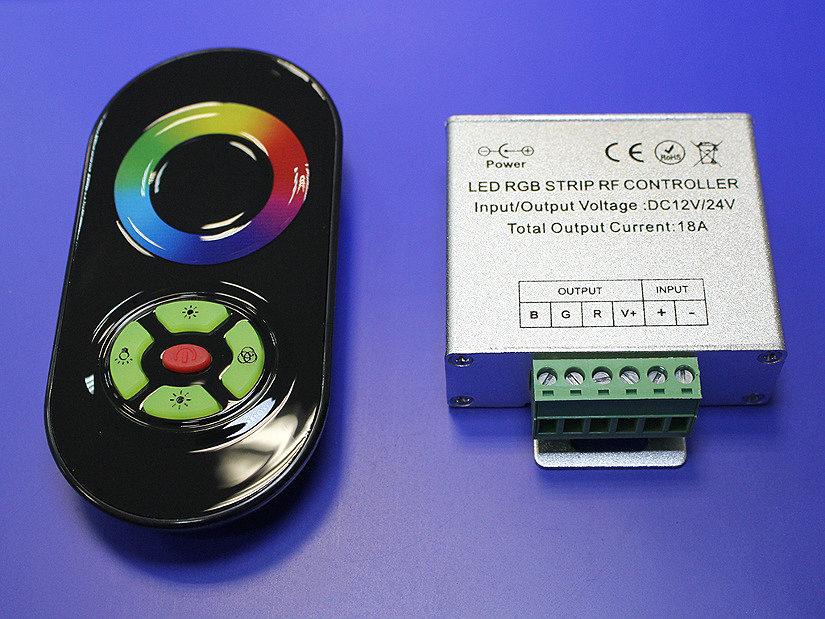Контролер RGB LP-RF 06 сенсорный