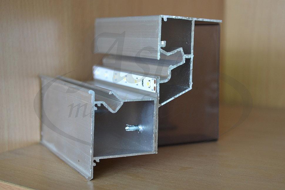 Профиль НП 5 в комплекте КП-2
