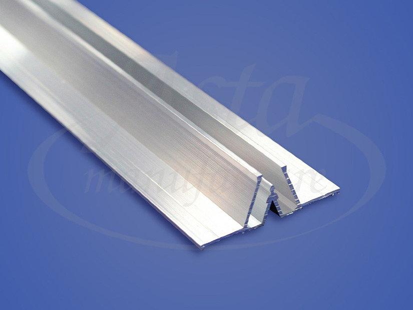 Профиль разделительный алюминиевый
