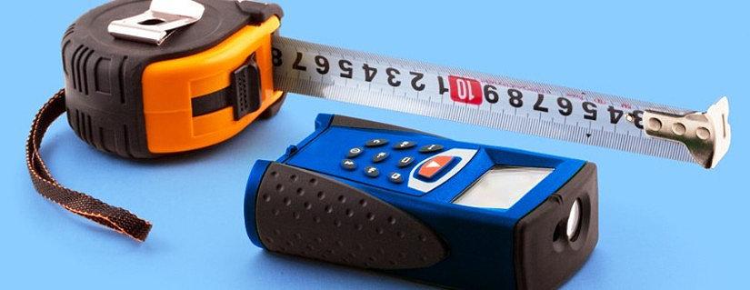 инструменты для замера натяжного потолка