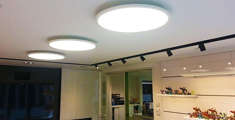 LED-светильник в дизайне интерьера