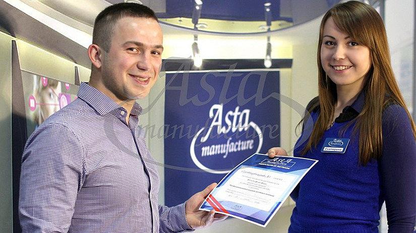 Компания Аста М- надежный производитель натяжного потолка