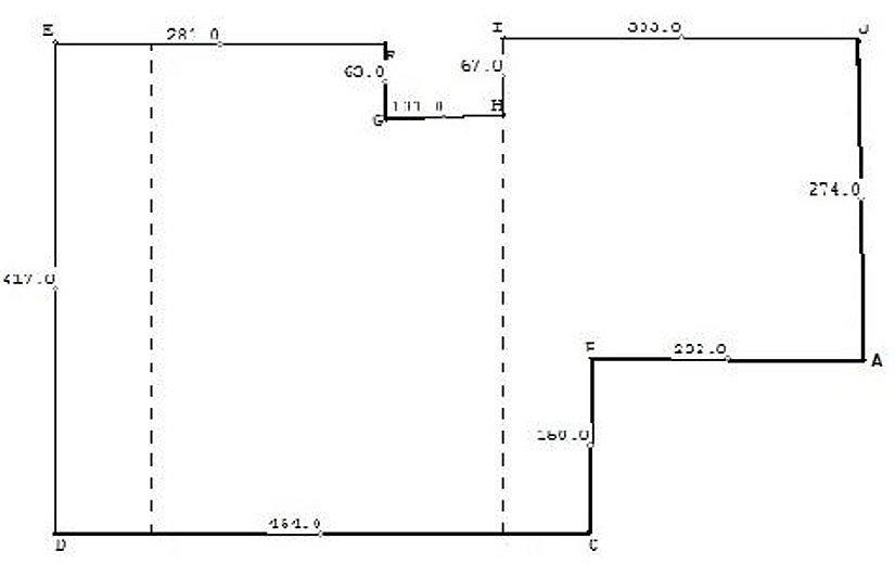 изображение швов на натяжном потолке