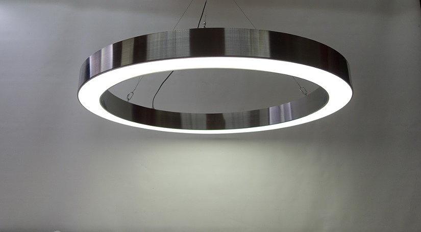 Светодиодные светильники большого диаметра