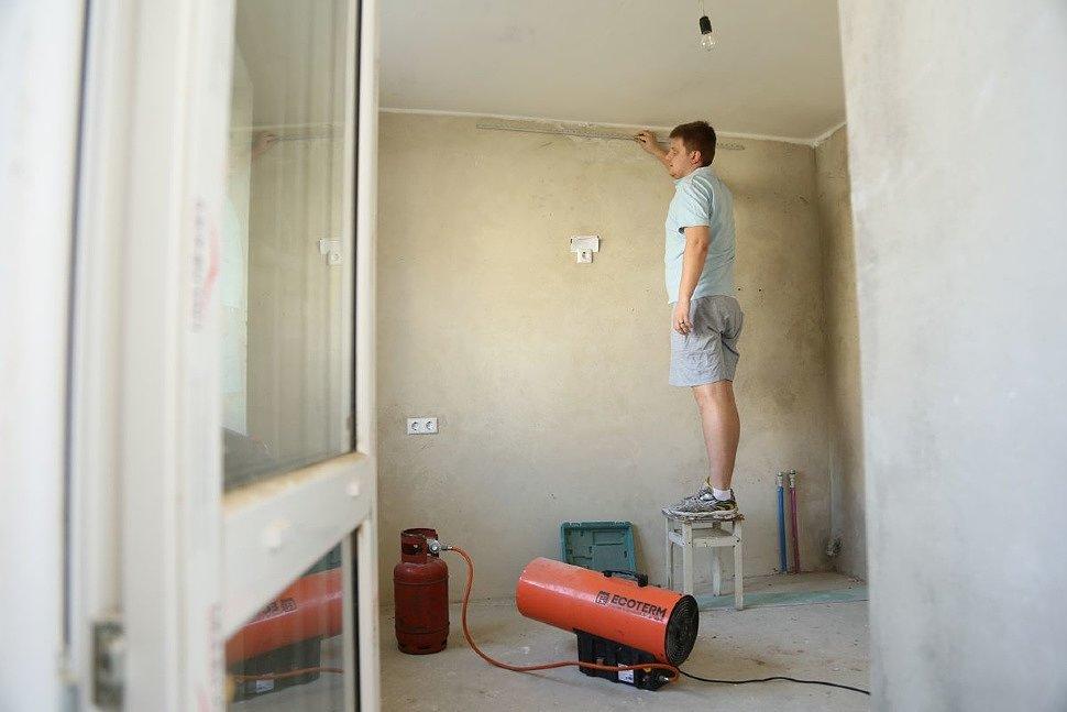 Бизнес на установке натяжных потолков – выгодно