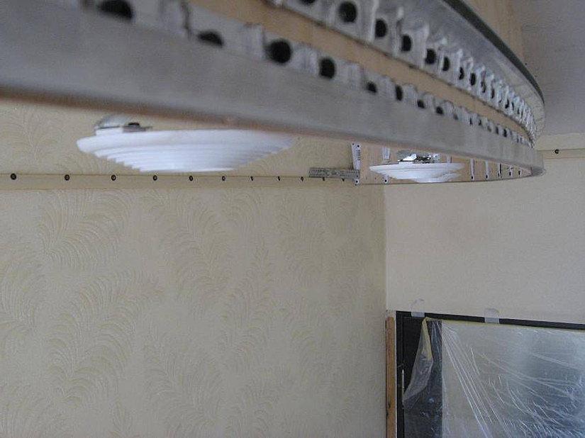 стеновой и потолочный багет