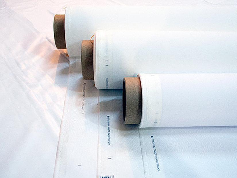 Тканевое полотно для самостоятельного монтажа натяжных потолков