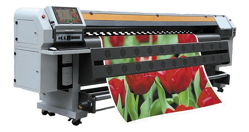 Широкоформатный принтер для фотопечати
