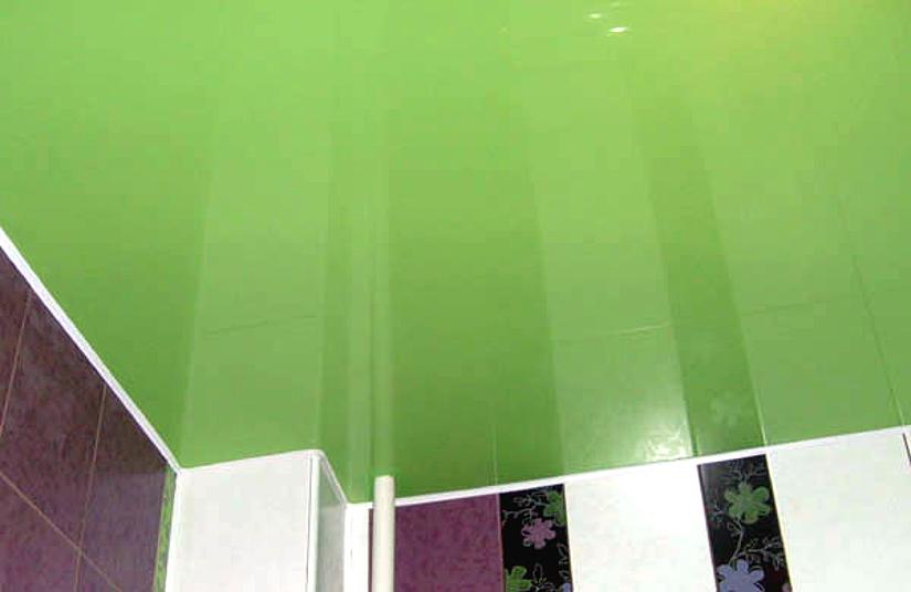 маскировочная лента и натяжной потолок
