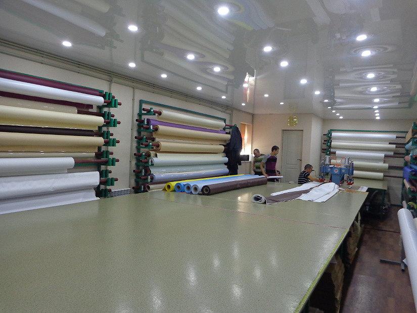 фабрика натяжных потолков
