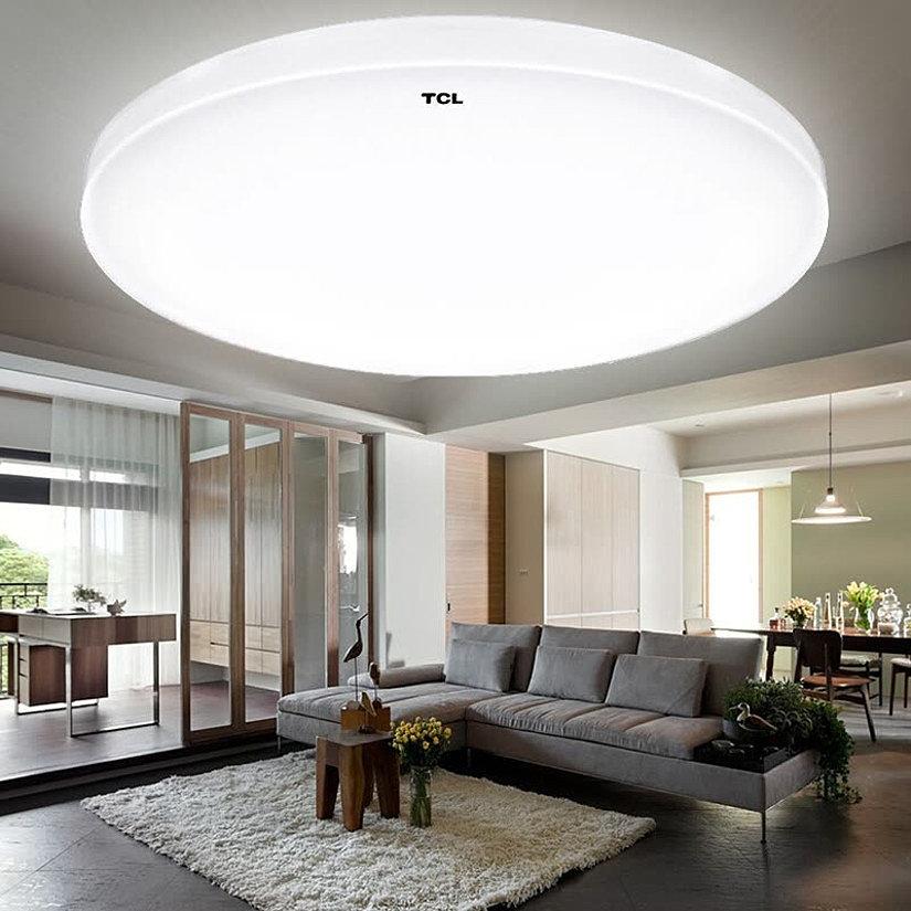 Большой светильник с применением LED-технологии