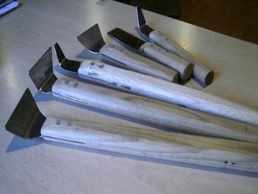 монтажные лопатки для натяжных потолков