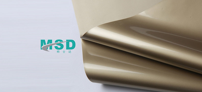 MSD производит ПВХ-полотна