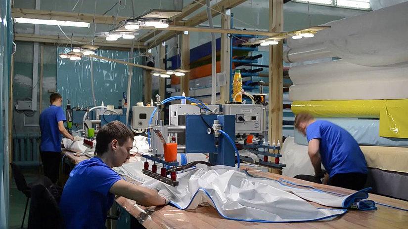 ТВЧ станок для производства натяжного потолка