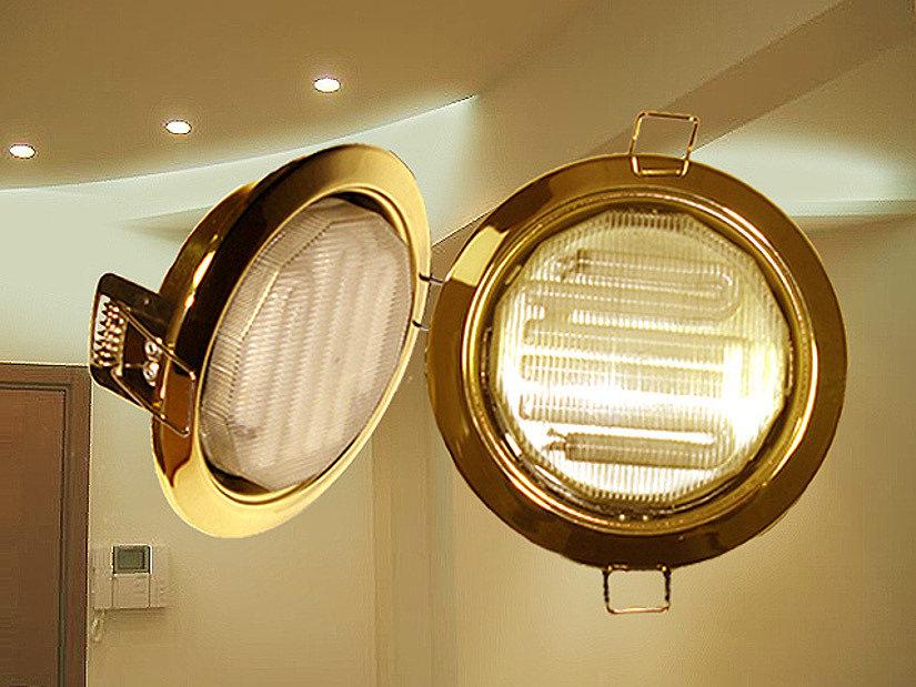 энергосберегающие лампы для натяжного потолка