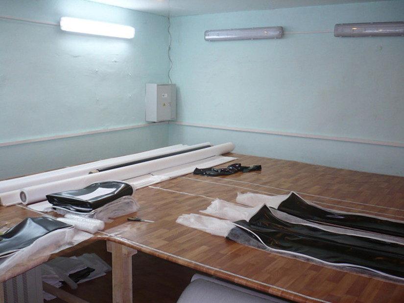 готовые полотна для натяжных потолков