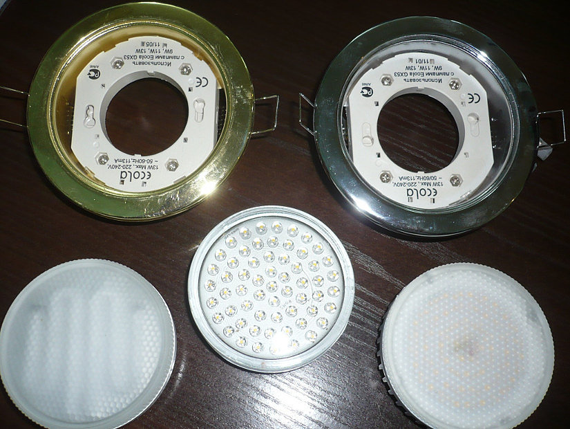 Виды лампочек для натяжных потолков