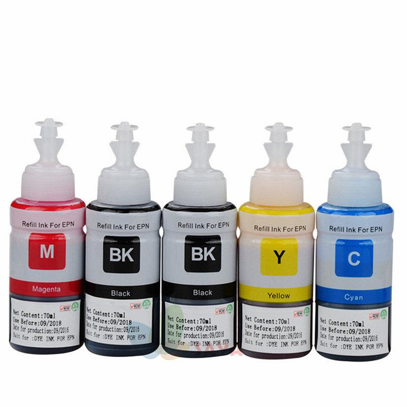 Светостойкие чернила для фотопечати